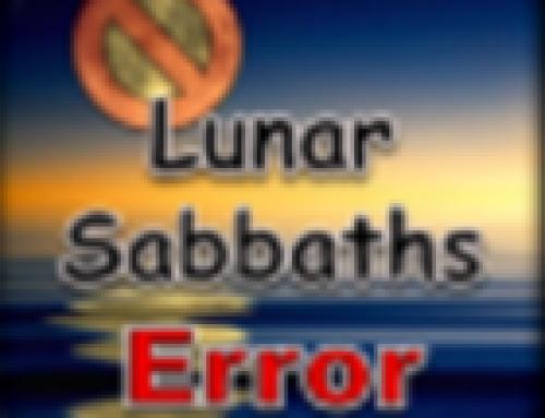 Lunar Sabbaths