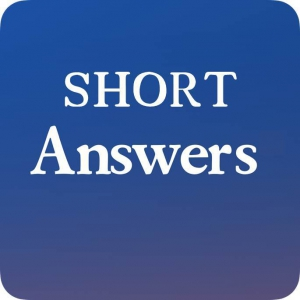 Short Answers to Difficult Questions